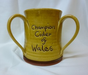 Champion CIder of Wales Trophy